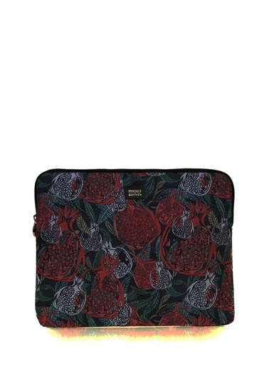 Fonfique Laptop /Evrak Çantası Kırmızı